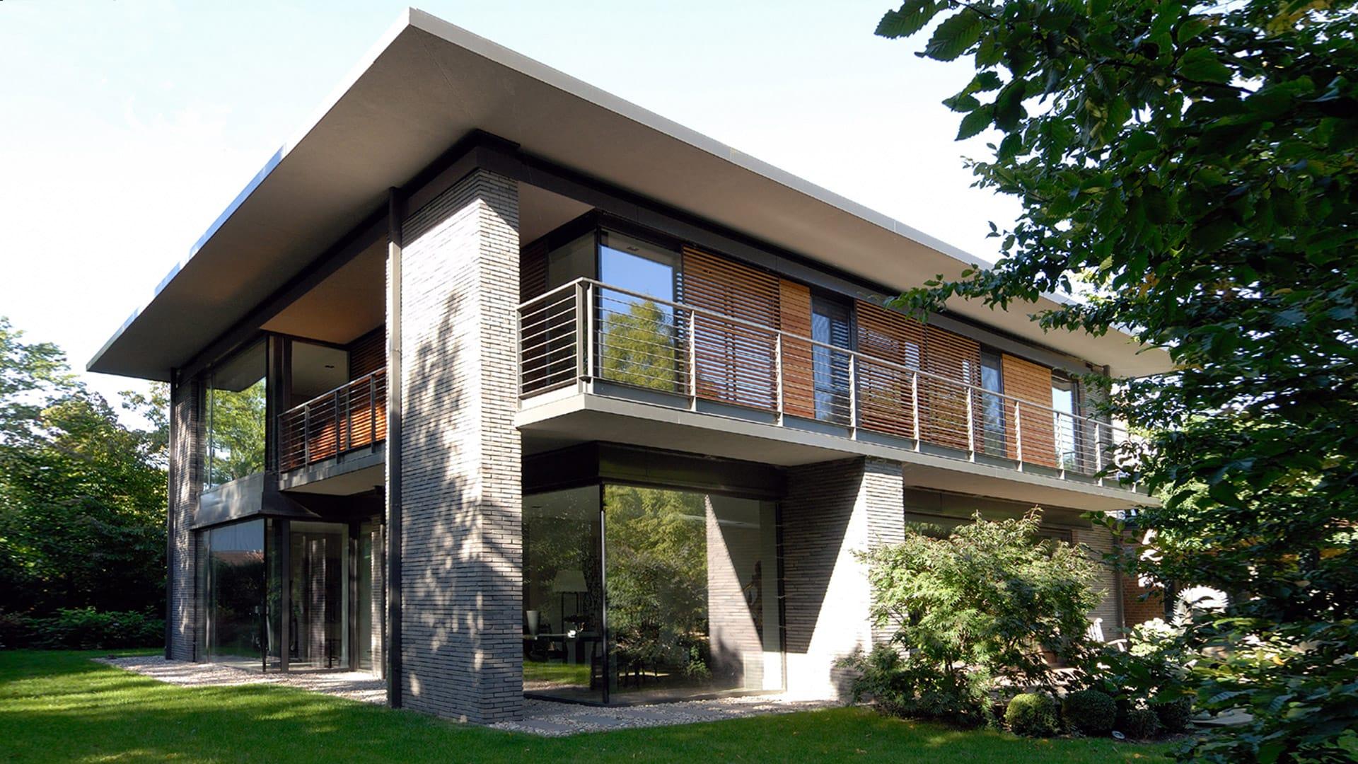 braunholz architekten villa oedeme. Black Bedroom Furniture Sets. Home Design Ideas