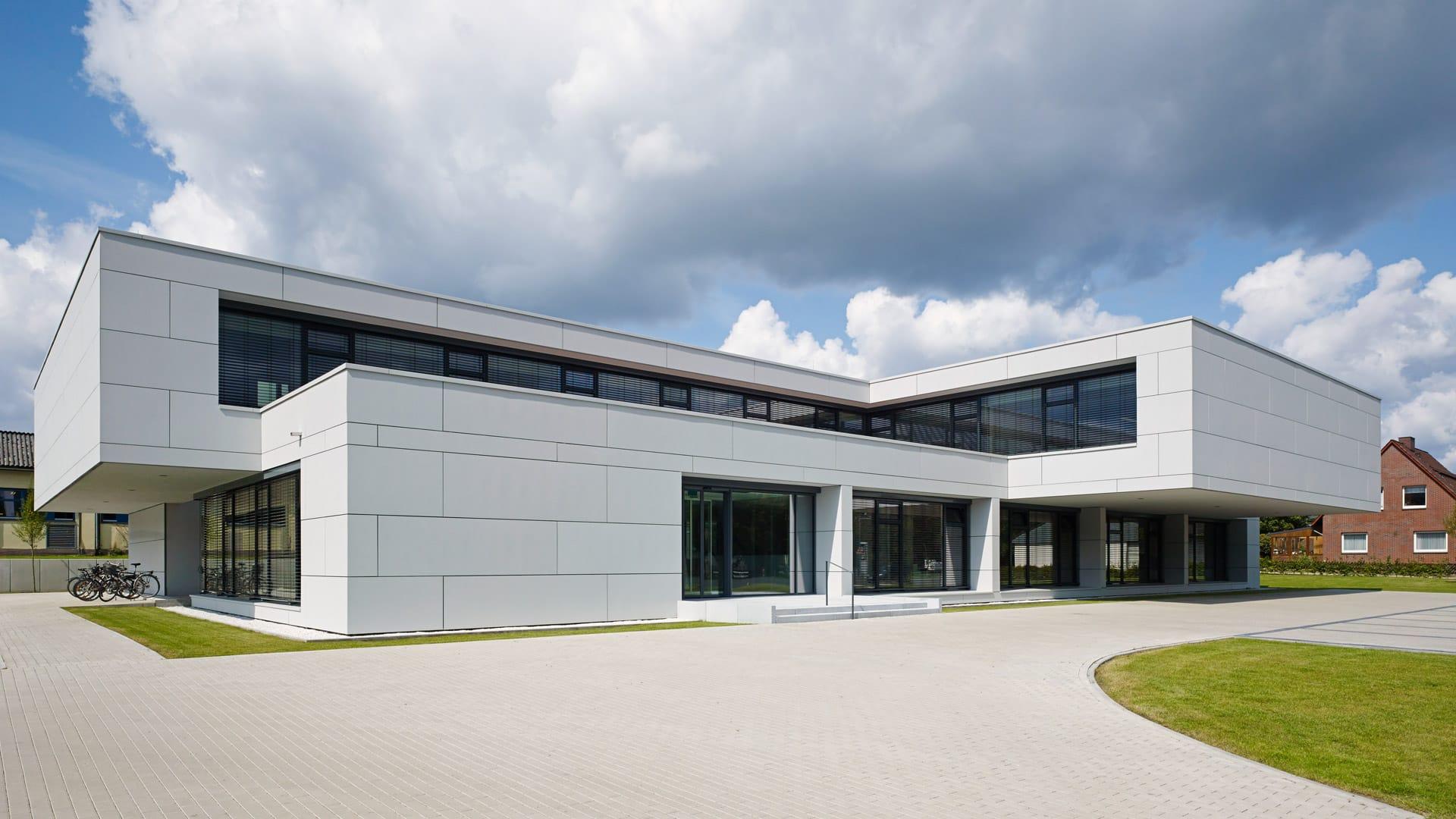 Braunholz architekten firmengeb ude weef - Bgf architekten ...